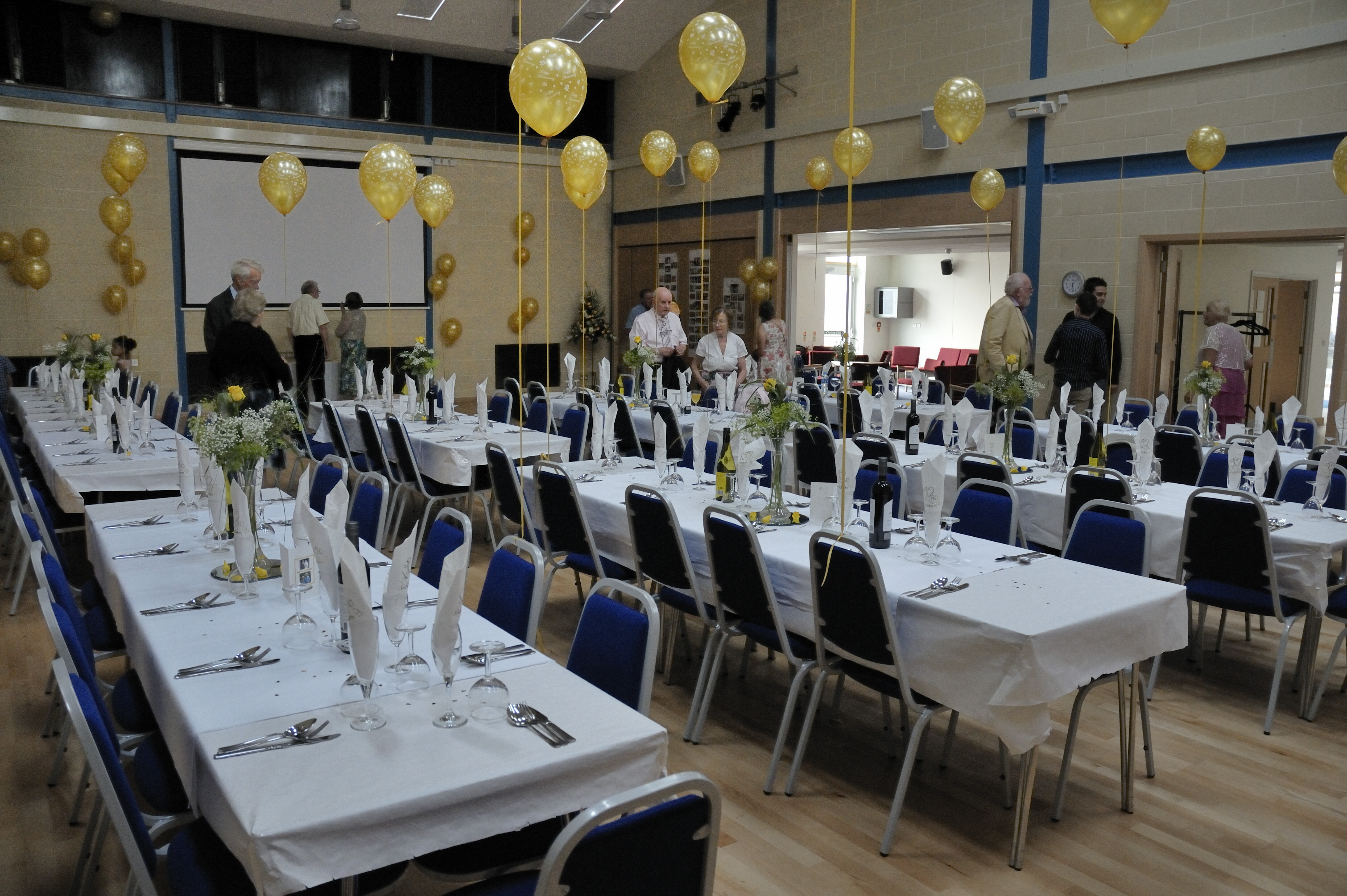 Party room for hire St Aldhelms Church Centre Weymouth