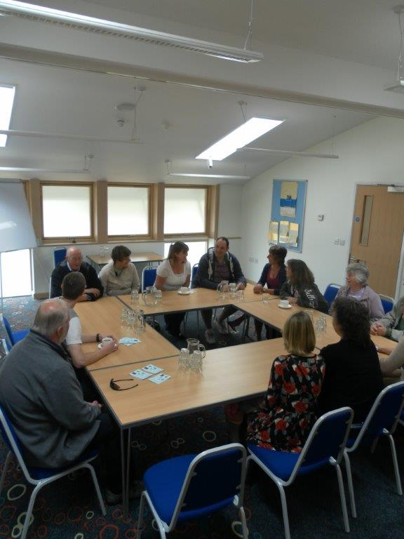 Meeting or Coference room to hire at St Aldhelms Church Centre Weymouh